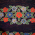 Handmade antique American Hooked rug 3.4' x 5.4' (103cm x 166cm) 1920s - 1C677