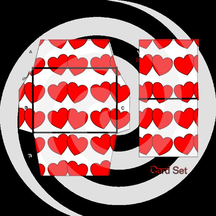 Gift Card 6B-Digital ClipArt-Gift