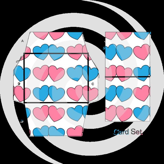 Gift Card 13B-Digital ClipArt-Gift
