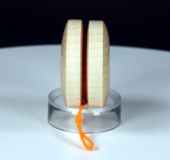 Handmade Imperial Yo-Yo ... Eastern Hard Maple