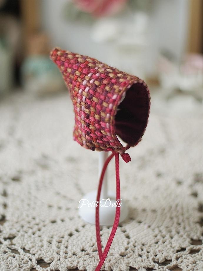 Petite Blythe Hat/OB11 Hat/Lati Yellow Hat/Kukuclara Hat/Mini Jerryberry