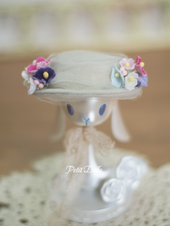 Mini Doll Hat/Custom Doll Hat/Petite Blythe Hat/Doll hat/PetitDolls