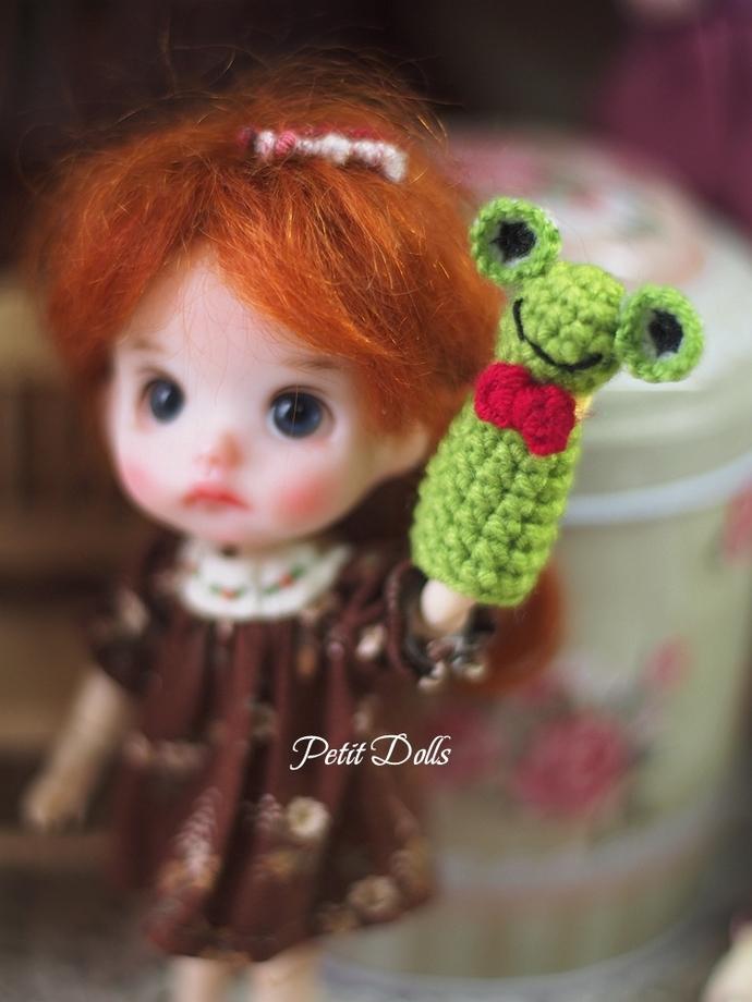Doll Accessories/OB11 Accessories/OBITSU11 Accessories/Lati Yellow
