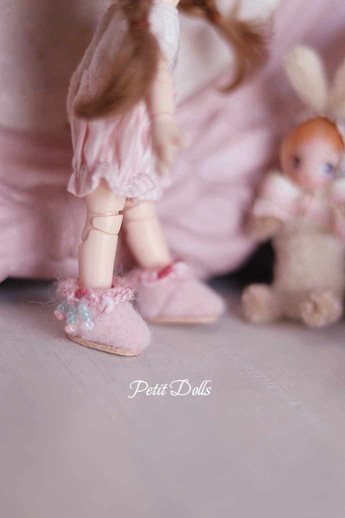 OB11 Shoes/OBITSU11 Shoes/Handmade Doll Shoes/PetitDolls