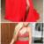 Charming Split Slit  Prom Dress, Sexy Sleeveless Long Evening Dress