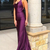 Charming Prom dress,Satin Prom Dress,Mermaid Evening dress,Backless Prom Gown