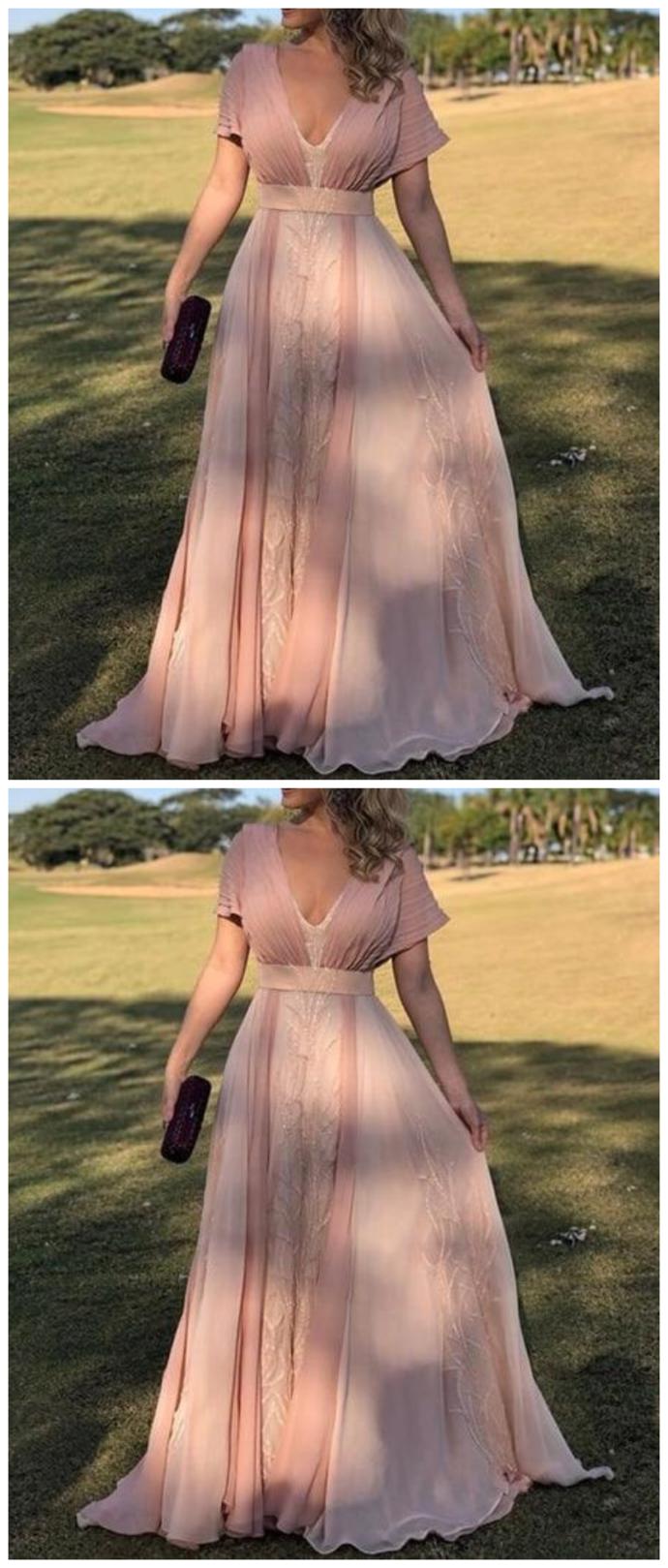 Long Prom Dress Evening Dress