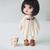 OB11 Dress/Lati Yellow Dress/OB11 Clothes/Lati Yellow Clothes/OBITSU11 Doll