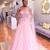 Appliques Prom Dresses, Long Evening Dress ,Long Evening Dress, Long Formal
