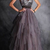 New Style Spaghetti Straps Prom Dress, Tulle Layered Evening Dress, V neck Party