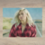 Watercolor - Watercolor Bebe Rexha - If it's meant to be - Red Plaid - Plaid