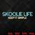 Bundle Digital Skoolie Life Keep It Simple, School Bus Conversion Funny,