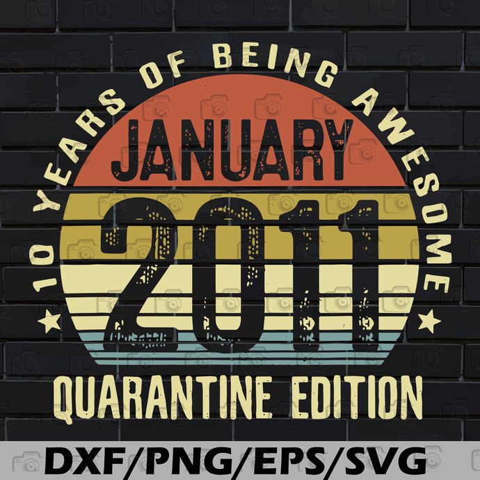 Bundle Digital 10 Years Of Begin Awesome January 2011 Quarantine Edition,