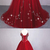 Wine Red Tulle Spaghetti Straps High Waistline Sequined Long Quinceanera Dress,