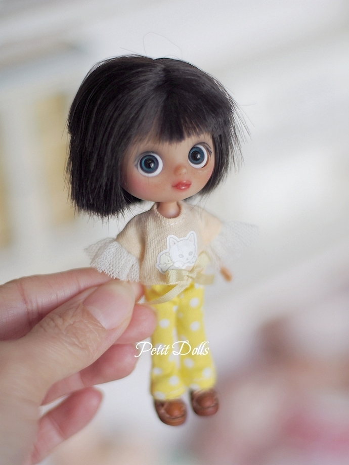 Petite Blythe dress/Piteter Blythe Clothes/Little Pullip clothes/Little DAL