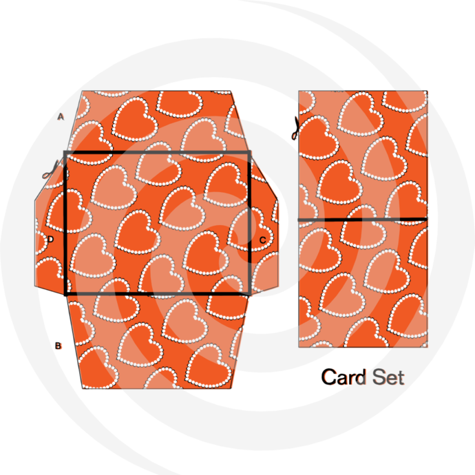Gift Card 50B-Digital ClipArt-Gift
