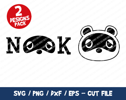 Animal Crossing SVG, Nintendo Bundle SVG, Switch SVG, Animal Crossing Cricut,
