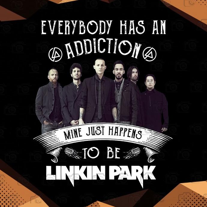 Everybody Has An Addiction, Linkin Park, Music Band, American Rock Band, Linkin