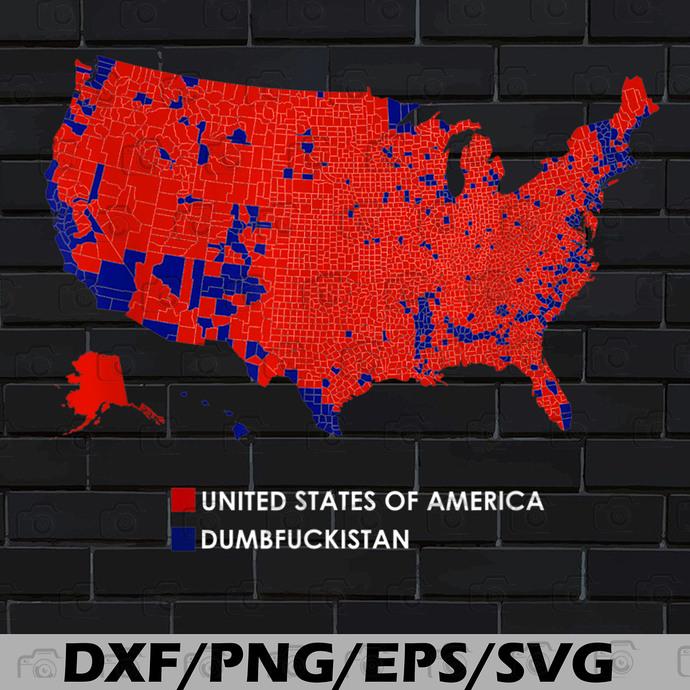 United States Of America, Dumbfuckistan, Funny Dumbfuckistan ,Democrat Election,