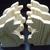 Pkg of 6 Rabbits   Unfinished  Wood Cutouts WCO-88-75