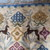 Handmade vintage Scandinavian Rya rug 4.3' x 6.7' ( 131cm x 204cm) 1950s - 1B595