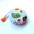 Tape Measure Snails and Mushrooms Small Retractable Tape Measure