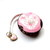 Measuring Tape Pink Hearts Retractable Tape Measure
