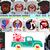 26 Bundle Valentines, Valentines bundle Svg, Valentines vector, Love Svg, Gnomes