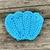 Mermaid Spa Clamshell Scrubbies Crochet Pattern - PATTERN ONLY - Instant