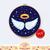 Angel Wings | Digital Download | Round Cross Stitch Pattern |
