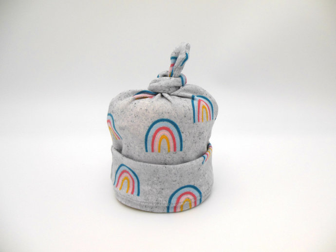Rainbow Baby Swaddle Sack, Rainbow Sleep Sack, Rainbow Scratch Mittens, Rainbow