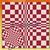 Checkerboard Illusion Falling Pattern Graph With Mini C2C Written