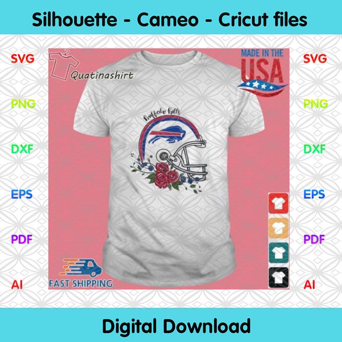 Buffalo Bills Helmets Svg, Sport Svg, Football Svg, Football Teams Svg, NFL Svg,