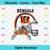 Cincinnati Bengals Helmets Svg, Sport Svg, Football Svg, Football Teams Svg, NFL