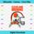 Cleveland Browns Helmet Svg, Sport Svg, Football Svg, Football Teams Svg, NFL