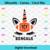 Cincinnati Bengals Unicorn Svg, Sport Svg, Football Svg, Football Teams Svg, NFL