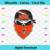 Cleveland Browns Skull Svg, Sport Svg, Football Svg, Football Teams Svg, NFL
