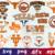 Texas Longhorns svg, Texas Longhorns clipart, Texas Longhorns logo, Texas