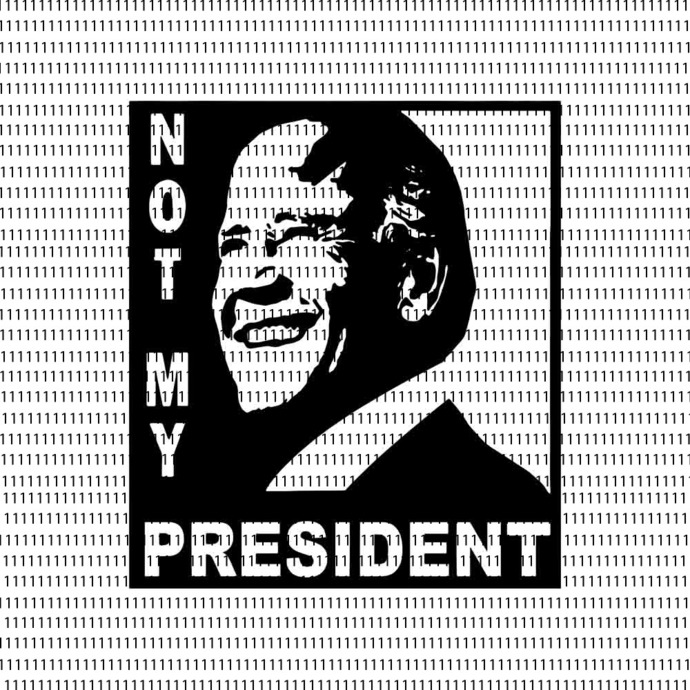 Not My President svg, Ant Joe Biden 2020 svg, elector president svg, vote Trump