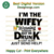 Im The Wifey Warning Husband May Be Drunk And Lost Svg, Trending Svg, Marriage