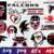 Atlanta Falcons, Atlanta Falcons svg, Atlanta Falcons logo, Atlanta Falcons
