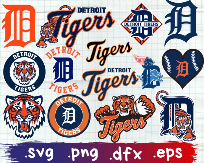 Detroit Tigers, Detroit Tigers svg, Detroit Tigers logo, Detroit Tigers