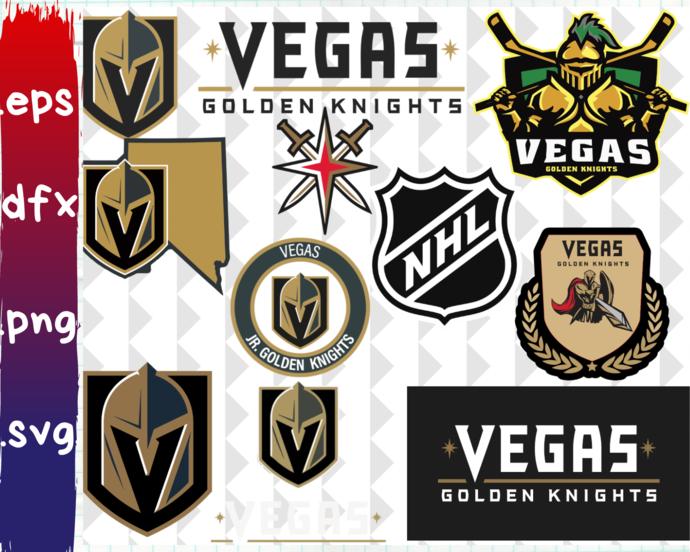 Vegas Golden Knights, Vegas Golden Knights svg, Vegas Golden Knights clipart,