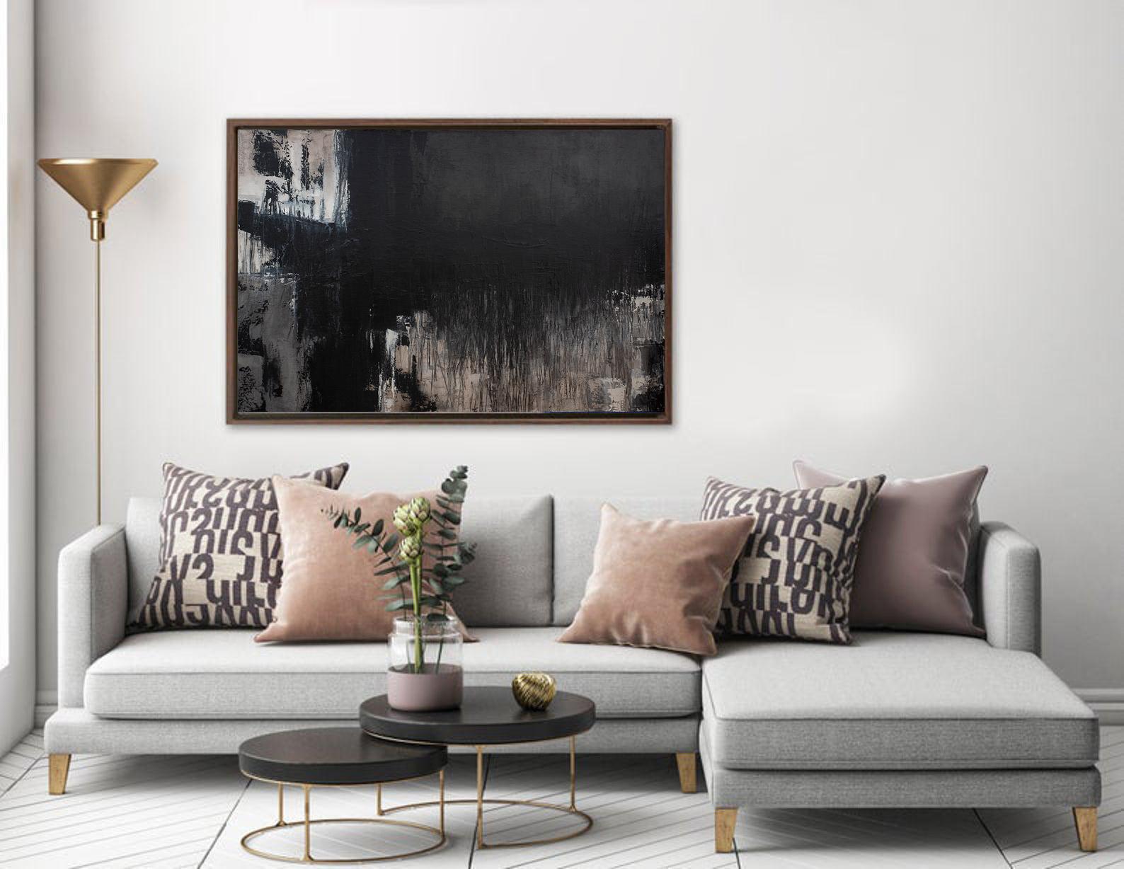 Scandinavian Printable Art Minimalist Artwork Beige Print Digital Painting Bedroom Beige Wall Art Living Room Decor Circles Wall Art