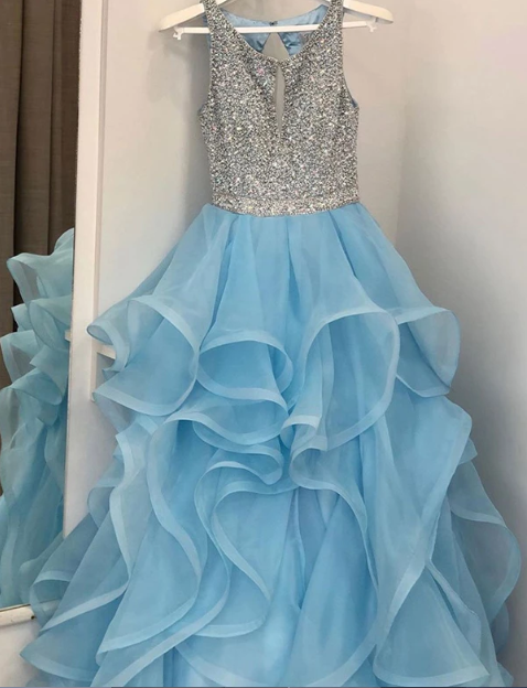 Real Made 2020 Prom Dresses, Long Prom Dress, Simple prom dress,DR1971