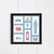 #275 London  United Kingdom Modern Cross Stitch Pattern, cities and countries