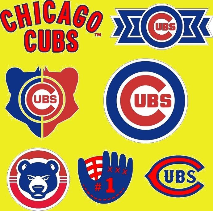 Chicago Cubs Svg Dxf Eps Png, Cut File Pack , Download Football Files, Cricut,