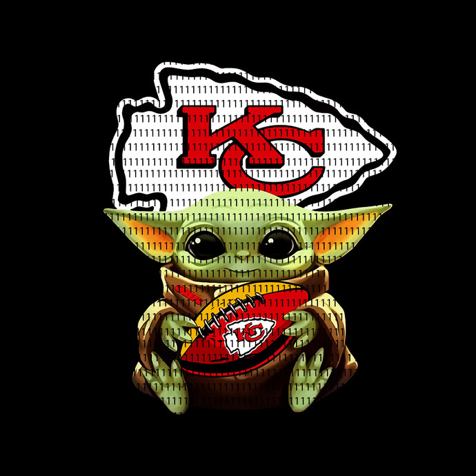 Baby yoda Kansas City Chiefs png, Kansas City Chiefs logo, Baby Yoda svg, Baby