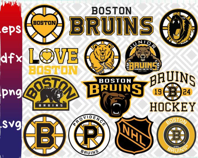 Boston Bruins, Boston Bruins svg, Boston Bruins clipart, Boston Bruins logo,