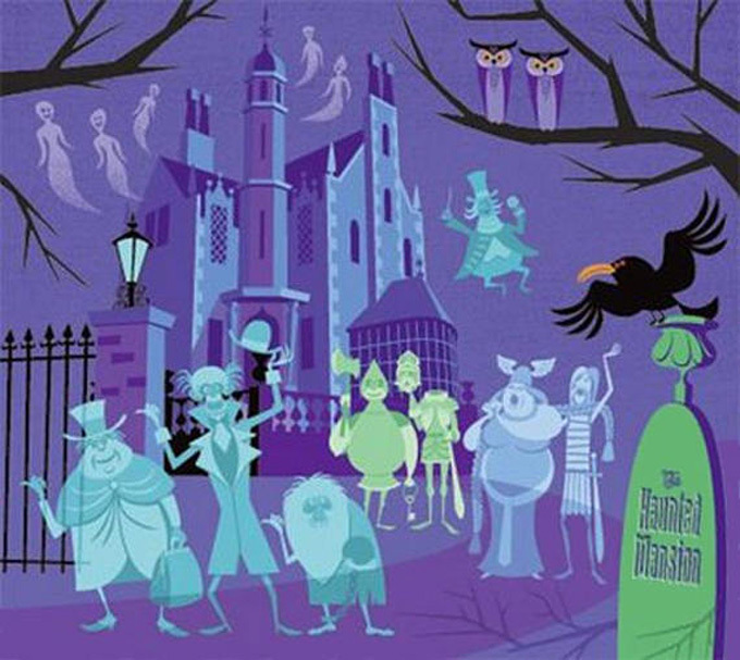 Haunted Mansion Cross Stitch Pattern***L@@K***X***INSTANT DOWNLOAD***